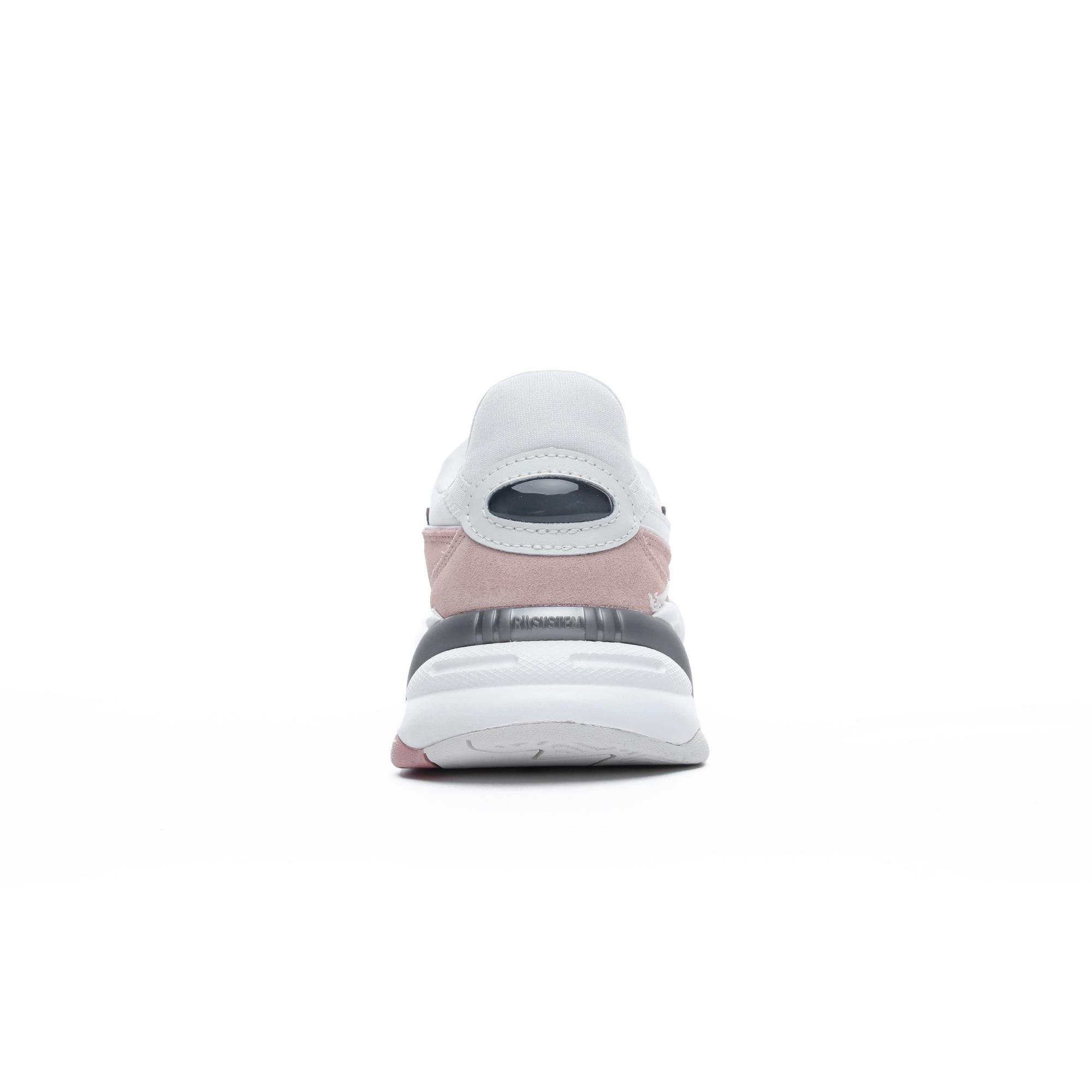 RS-2K Soft Metal Kadın Beyaz Spor Ayakkabı
