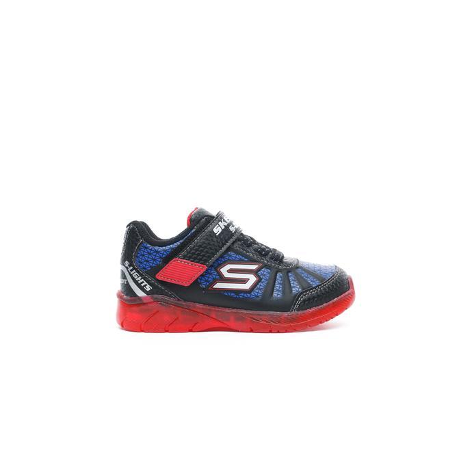Illumi-Brights Bebek Siyah Spor Ayakkabı