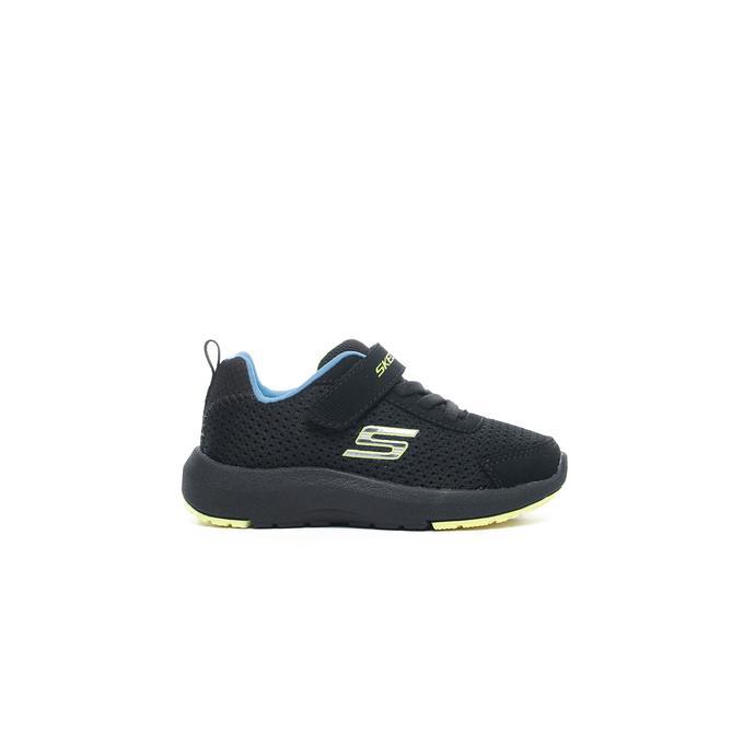 Skechers Dynamic Tread Bebek Siyah Spor Ayakkabı
