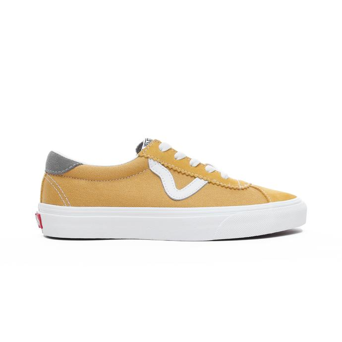 Ua Retro Sport Kadın Sarı Sneaker