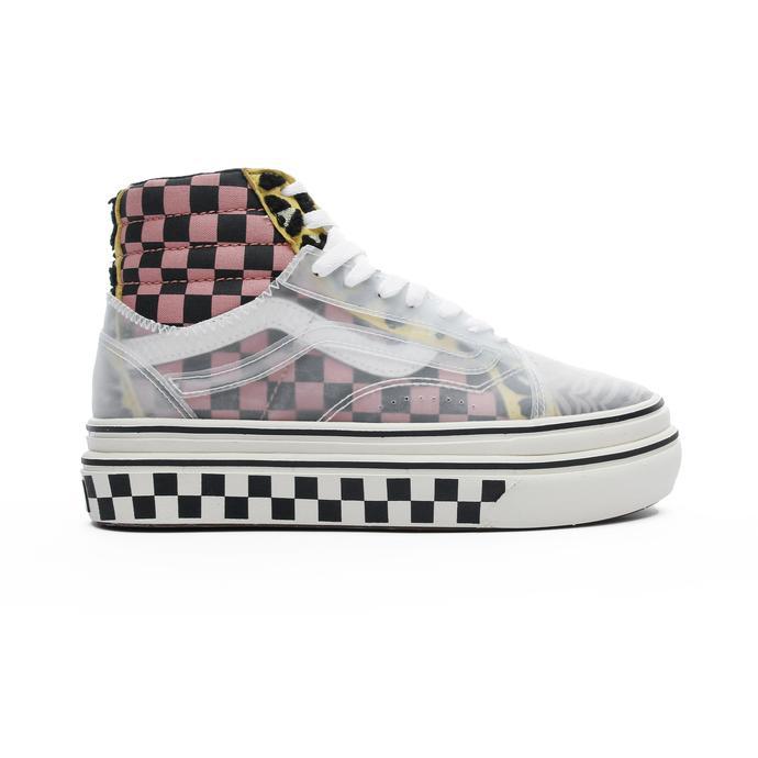 Ua Super Comfycush Sk8-Hi Skool Kadın Sneaker