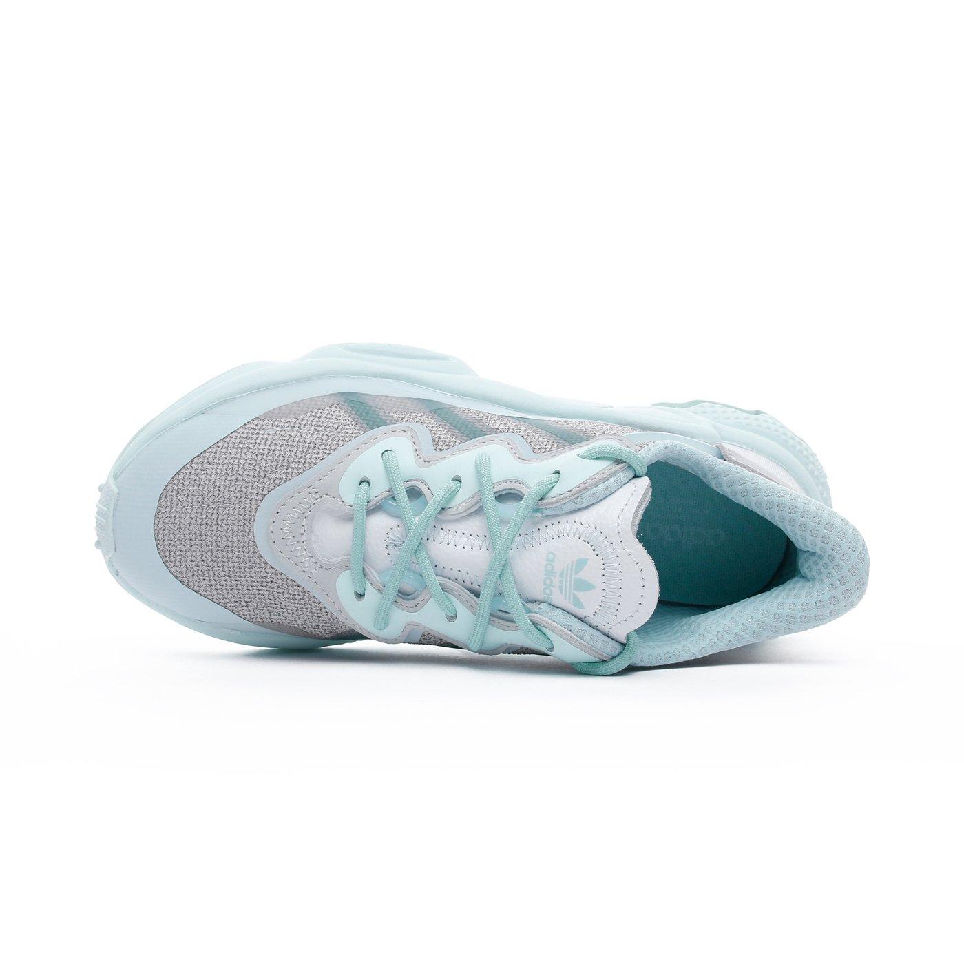 Ozweego Kadın Yeşil Spor Ayakkabı