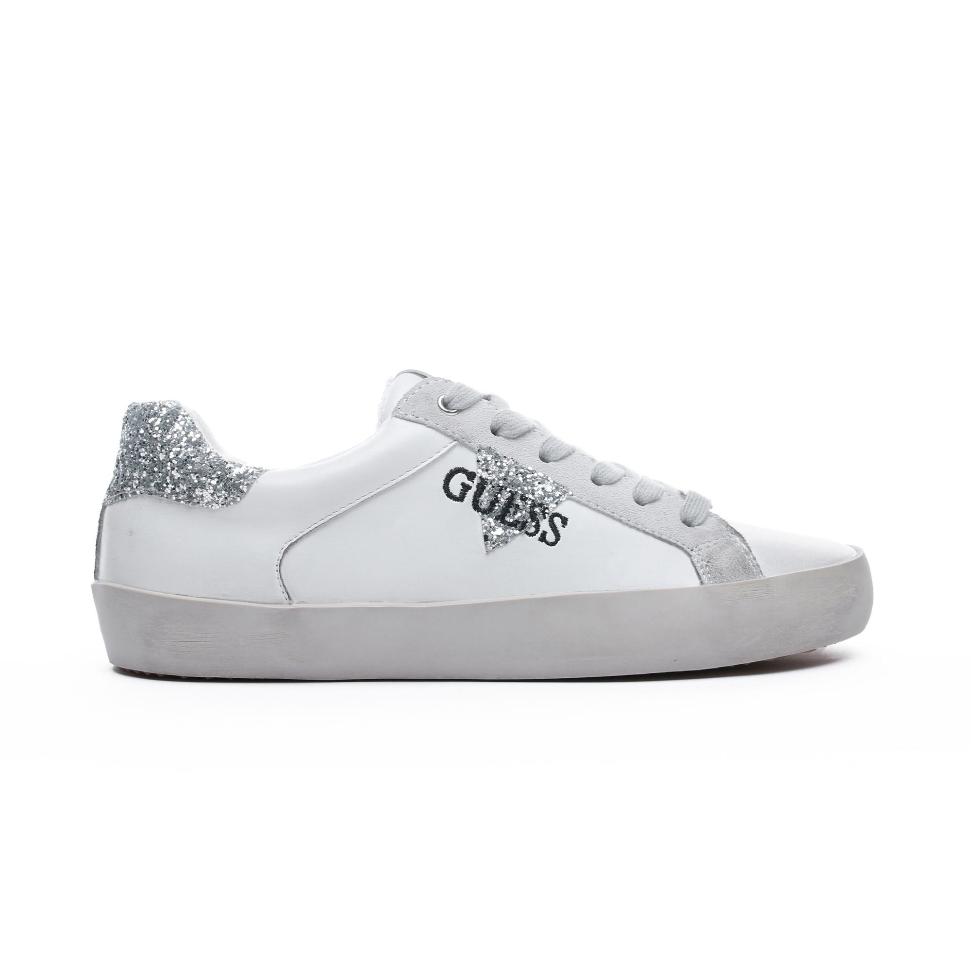 Guess Grea Kadın Gri Spor Ayakkabı