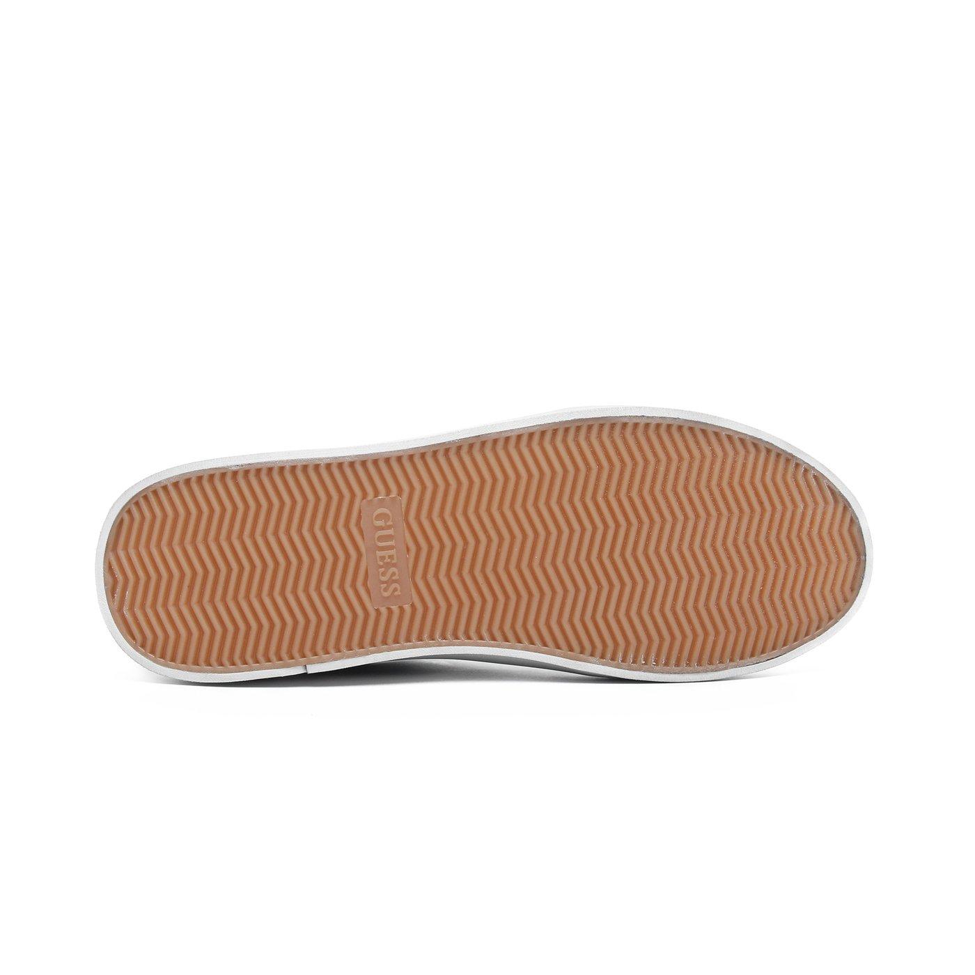 Guess Firenze Erkek Siyah Günlük Ayakkabı