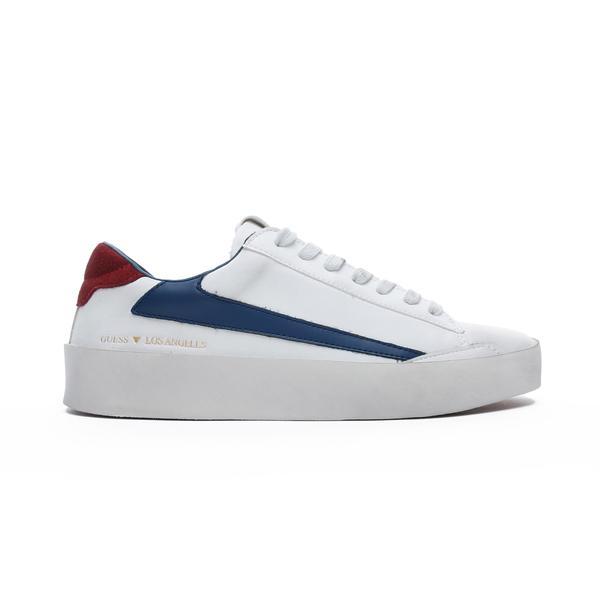 Guess Firenze Erkek Beyaz Günlük Ayakkabı