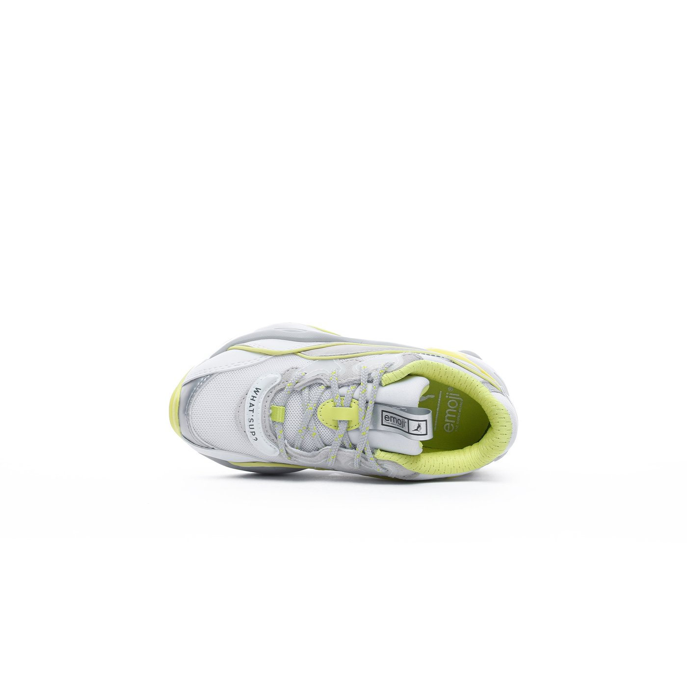 Puma RS-2K x Emoji PS Beyaz Çocuk Spor Ayakkabı