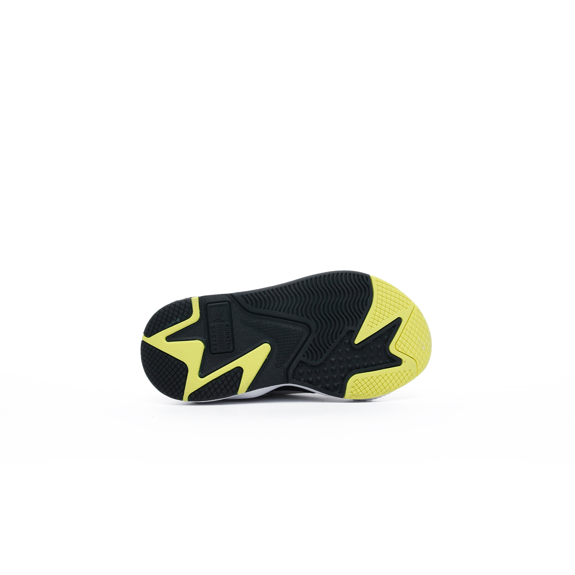 Puma RS X³ x Emoji PS Siyah Çocuk Spor Ayakkabı