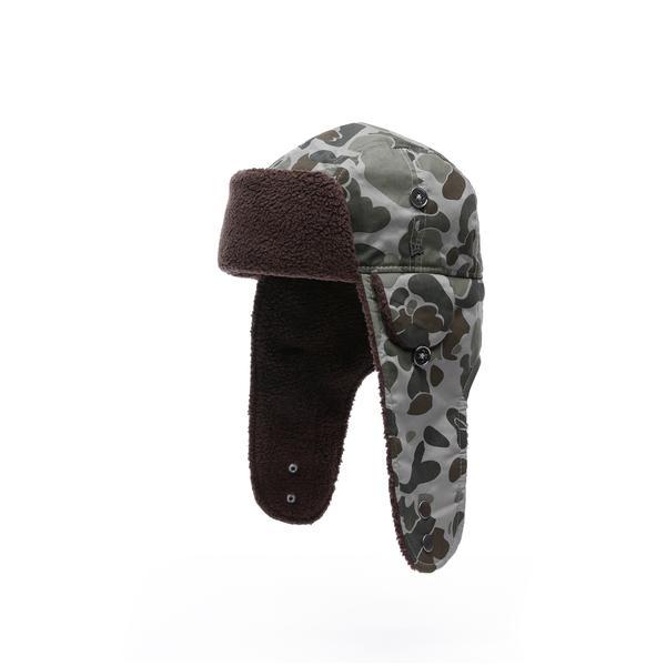New Era Trapper Unisex Kamuflaj Şapka