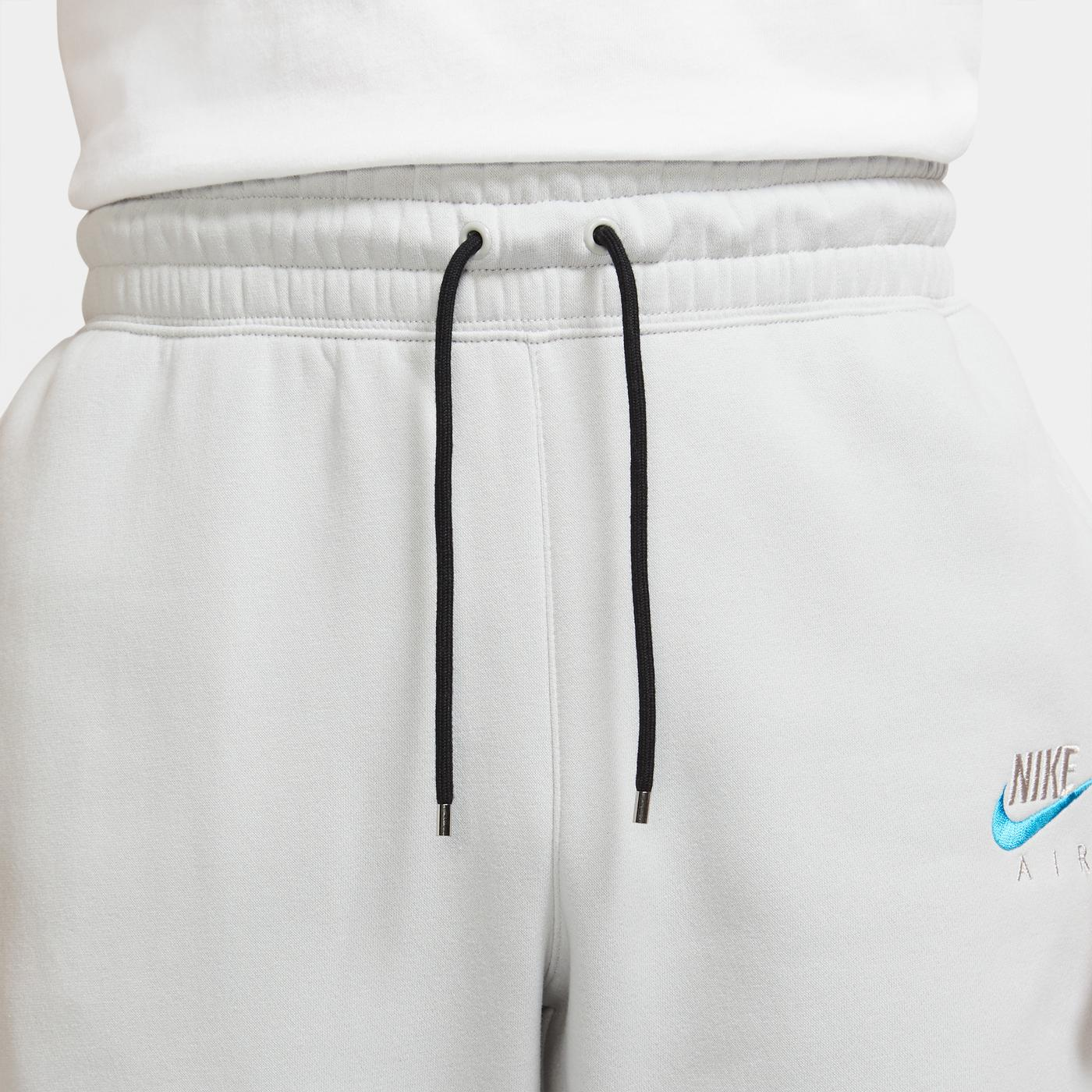 Nike Sportswear Air Fleece Erkek Gri Eşofman Altı