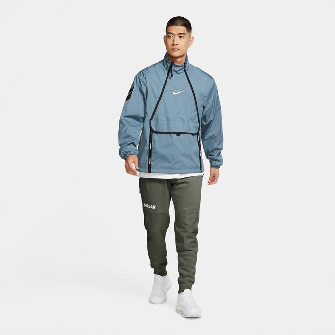 Nike Sportswear Air Fleece Erkek Yeşil Eşofman Altı
