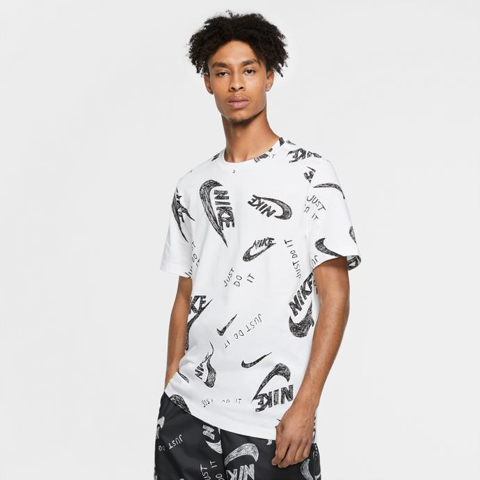 Nike Sportswear Erkek Siyah T-Shirt