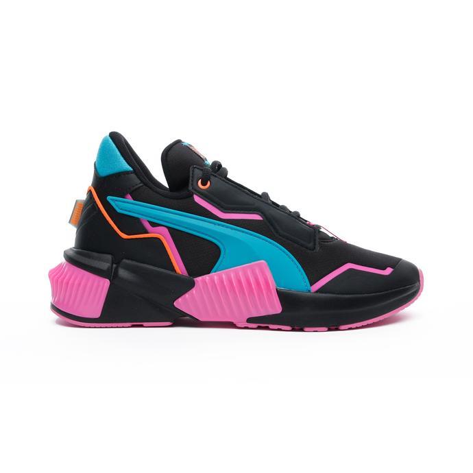 Provoke XT FM Xtreme Kadın Siyah Spor Ayakkabı