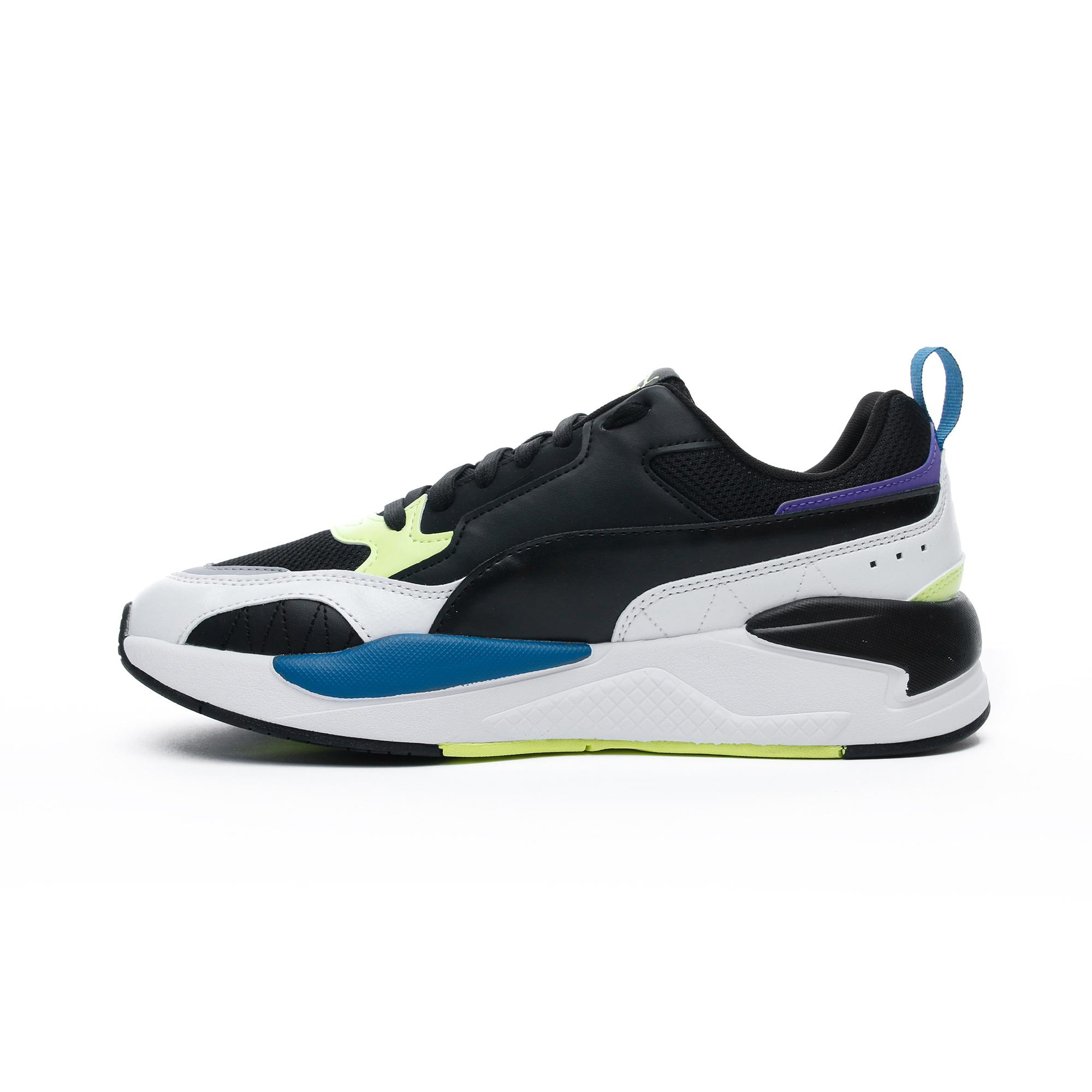 Puma X-Ray 2 Square Erkek Siyah Spor Ayakkabı