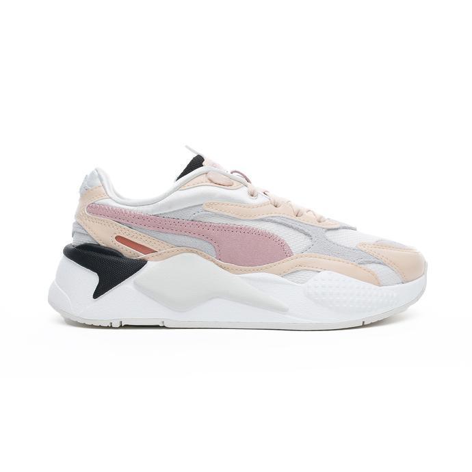 RS-X³ Layers Kadın Bej Spor Ayakkabı