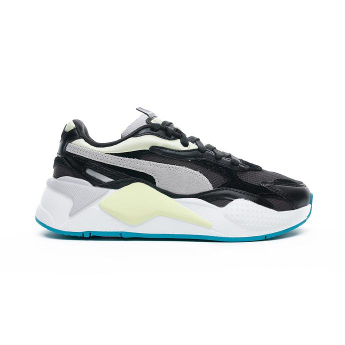 RS-X³ Layers Kadın Siyah Spor Ayakkabı