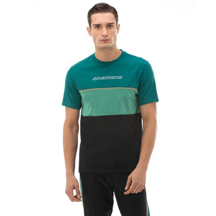 High Vibes 2 Erkek Mavi T-Shirt