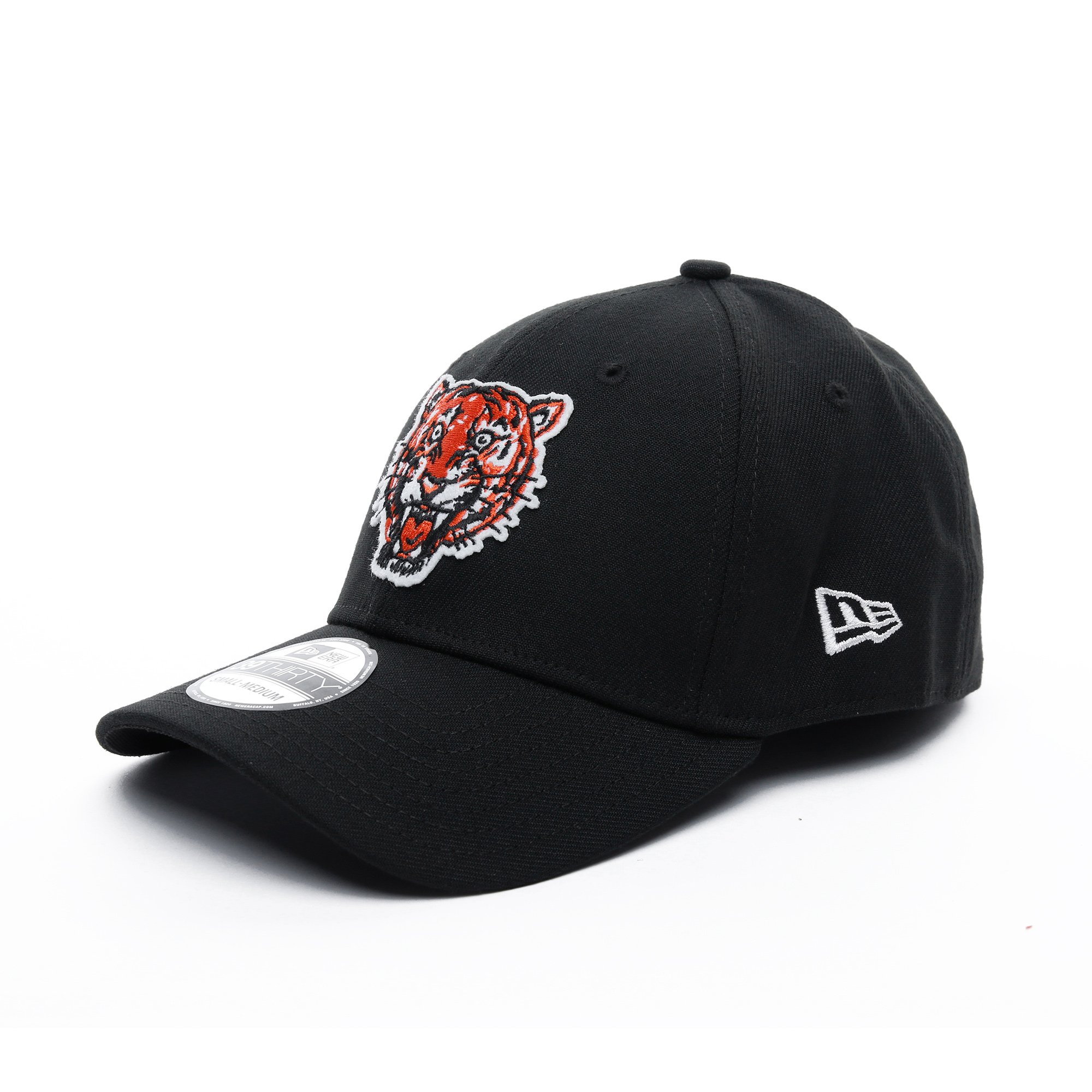 New Era Detroid Tigers Unisex Siyah Şapka