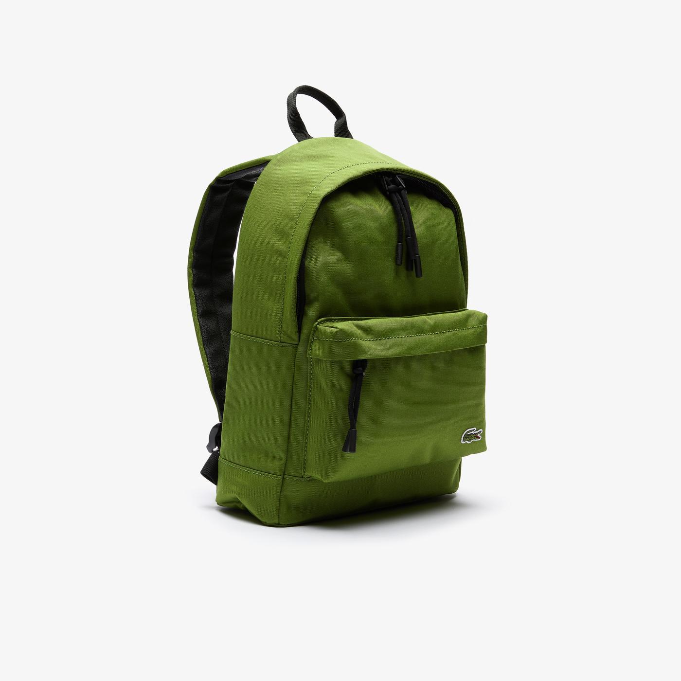 Lacoste Neocroc Unisex Yeşil Sırt Çantası