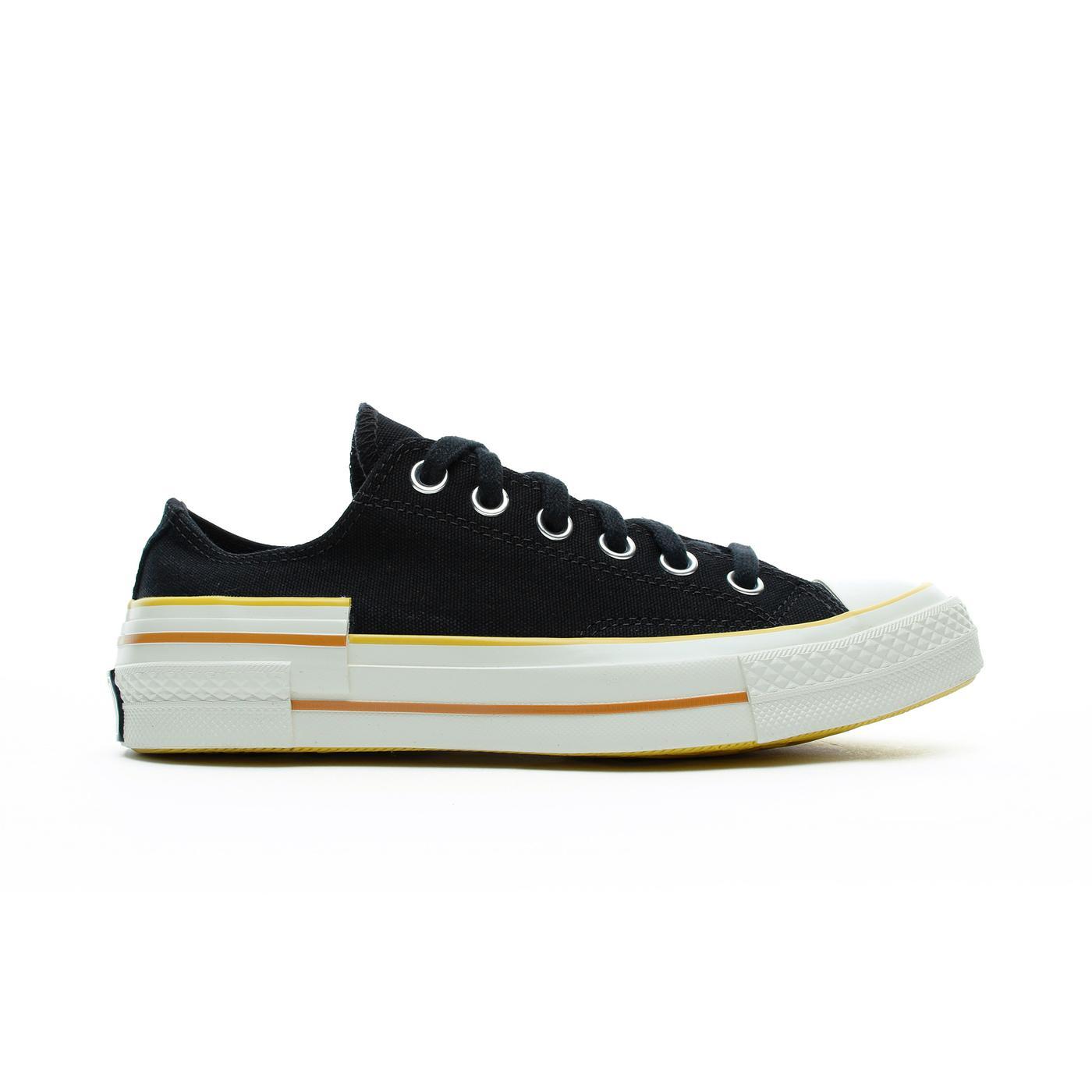 Converse Chuck 70 Ox Kadın Siyah Sneaker