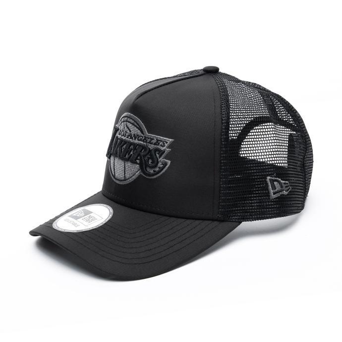 New Era Los Angeles Lakers Unisex Siyah Şapka
