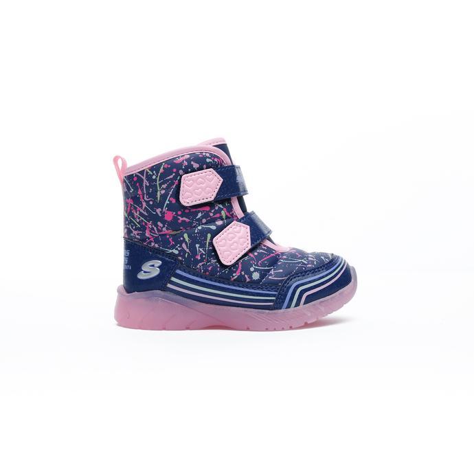 Illumi-Brights Bebek Lacivert Spor Ayakkabı