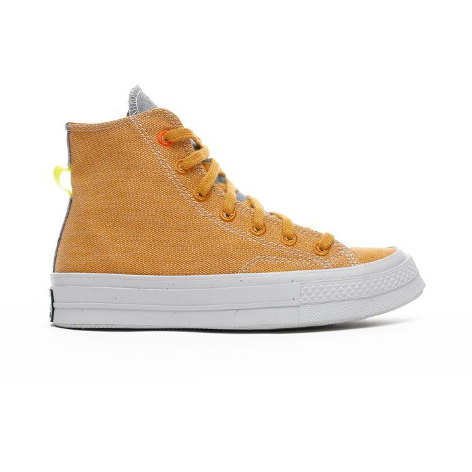 Converse Chuck 70 Renew Hi Kadın Sarı Sneaker