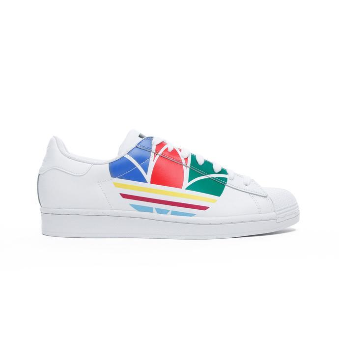 Superstar Pure Erkek Beyaz Spor Ayakkabı