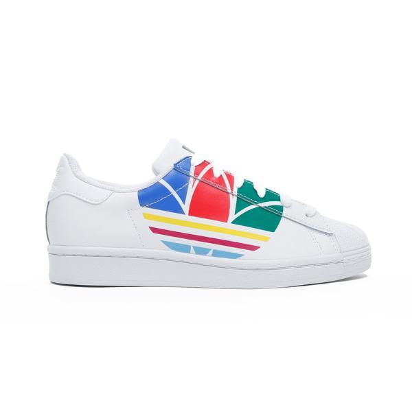 adidas Superstar Pure Kadın Beyaz Spor Ayakkabı