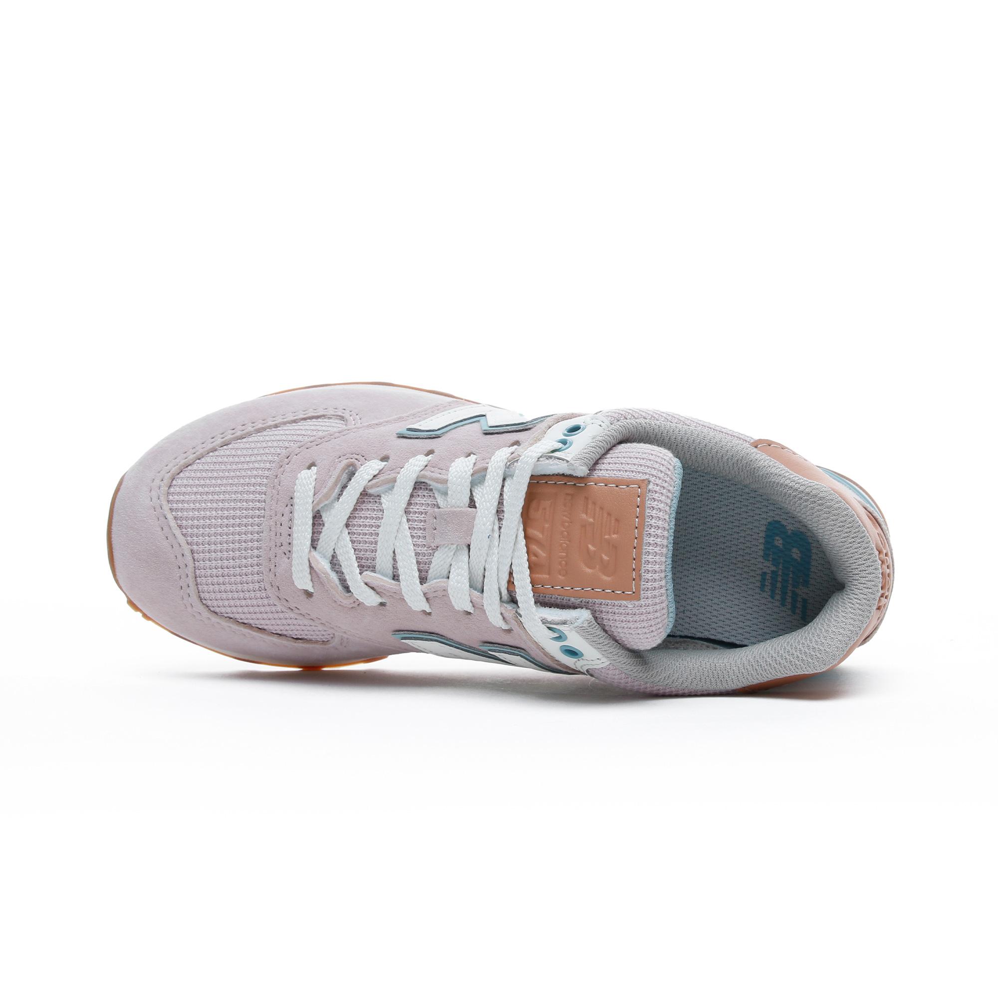 New Balance 574 Kadın Pembe Spor Ayakkabı