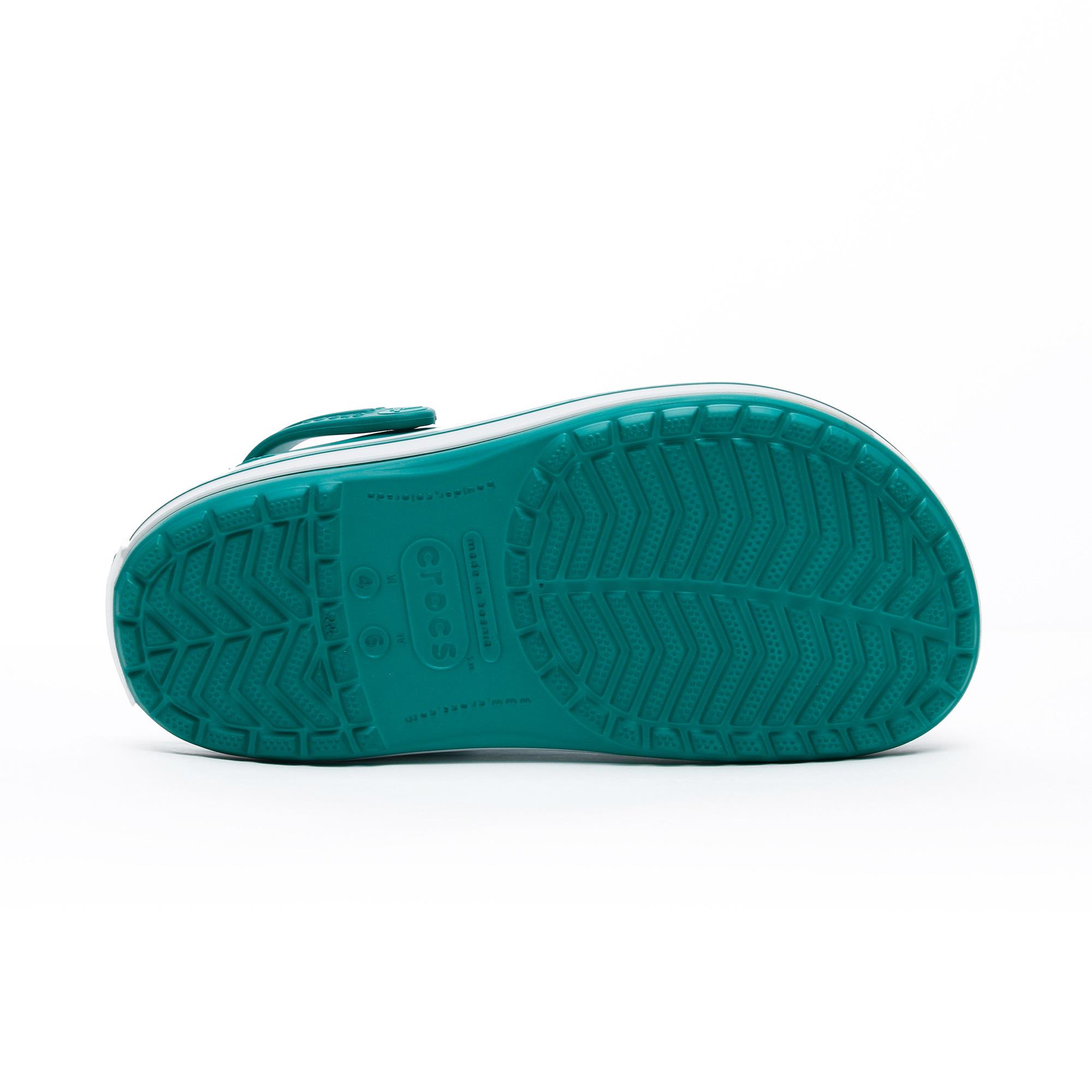 Crocs Crocband Unisex Yeşil Terlik