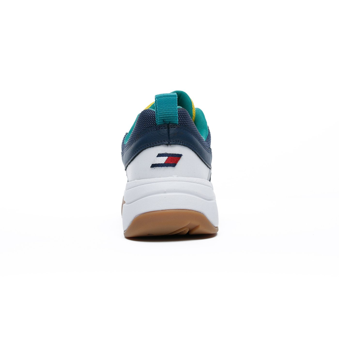 Tommy Hilfiger Heritage Tommy Jeans Erkek Lacivert Spor Ayakkabı
