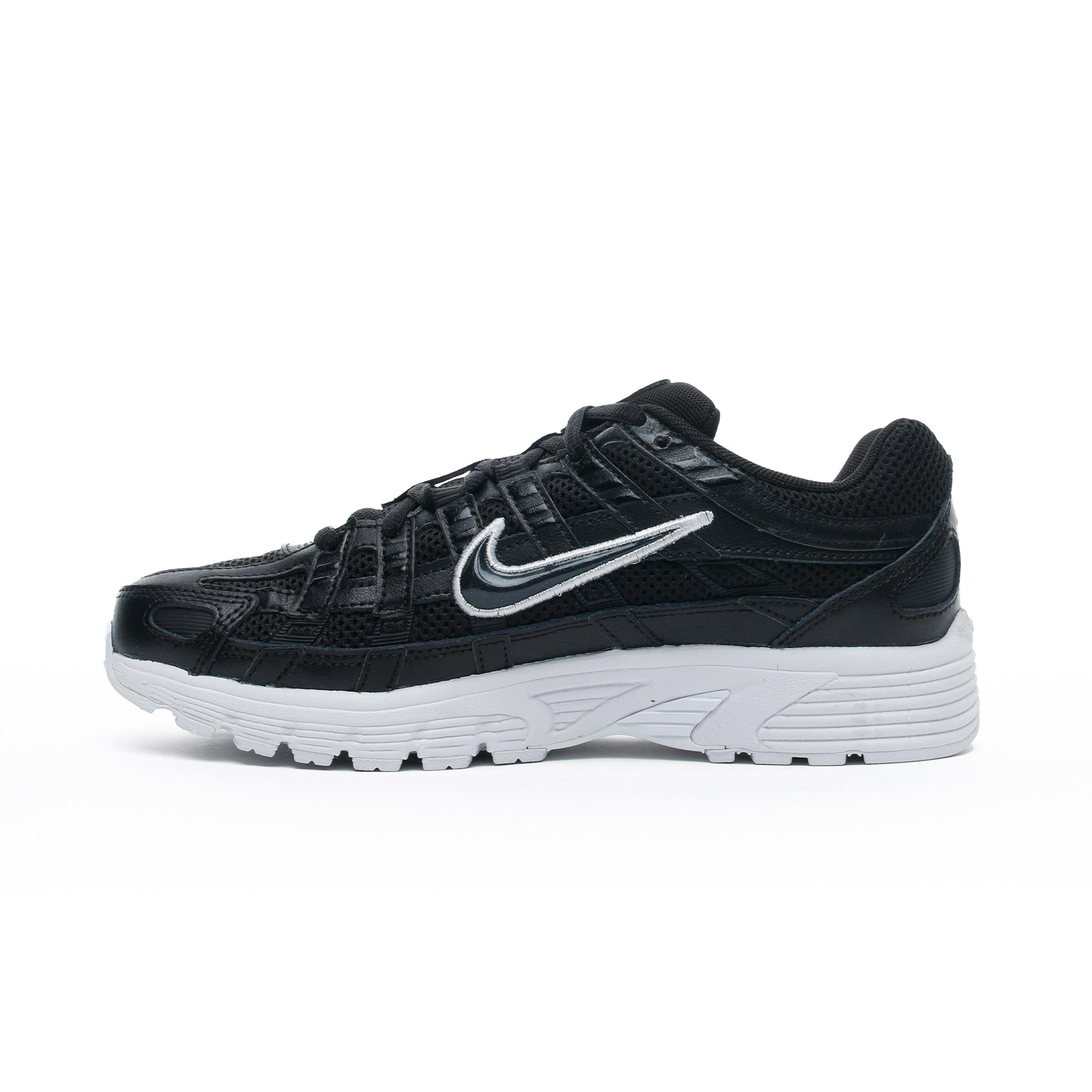 Nike P-6000 Siyah Kadın Spor Ayakkabı