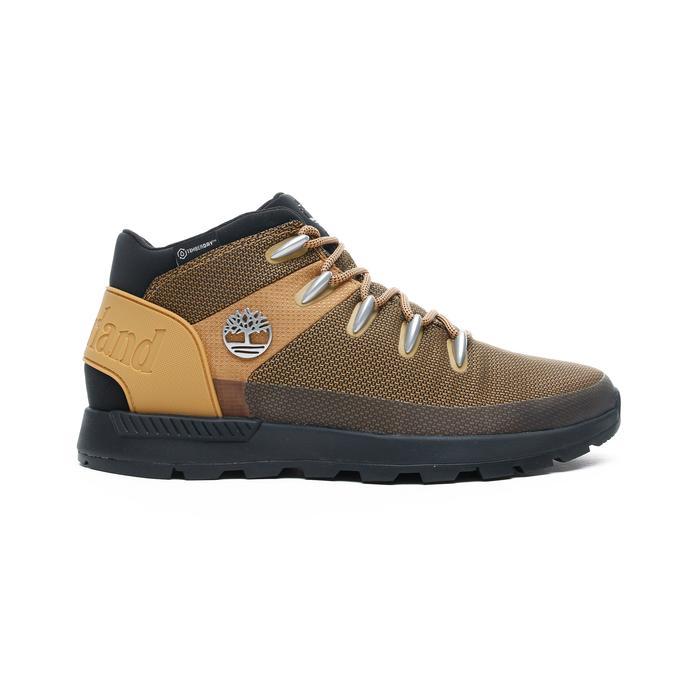 Sprint Trekker Mid Fab WP Erkek Sarı Sneakers