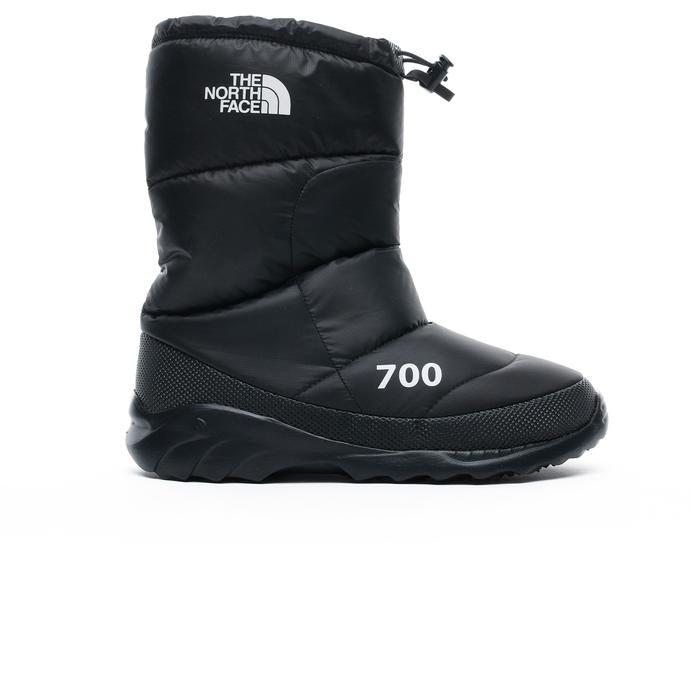 The North Face Nuptse Bootie 700 Erkek Siyah Bot