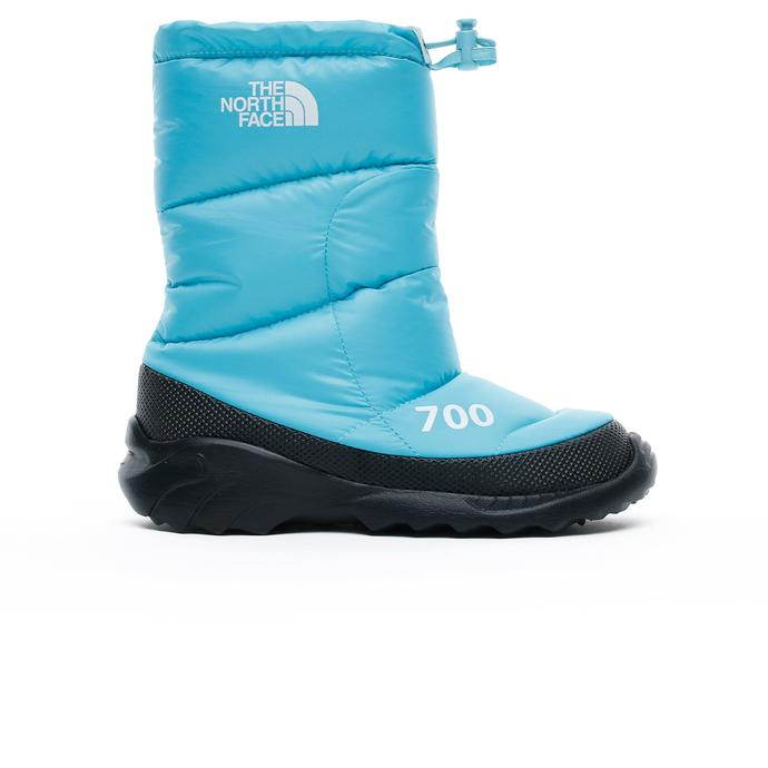 The North Face Nuptse Bootie 700 Kadın Mavi Bot