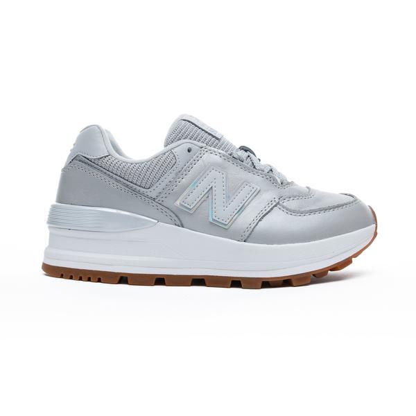 New Balance 574 Kadın Beyaz Spor Ayakkabı