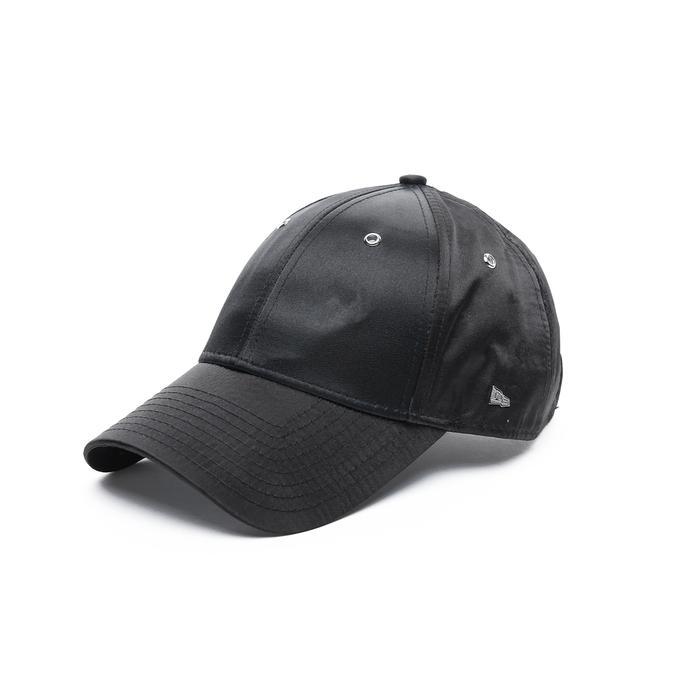 New Era 9Forty Wmn Unisex Metalik Siyah Şapka