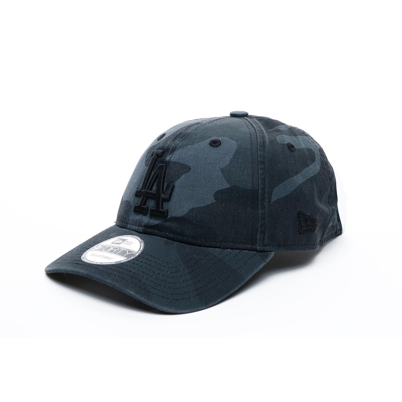 New Era 9Forty Los Angeles Unisex Siyah Şapka