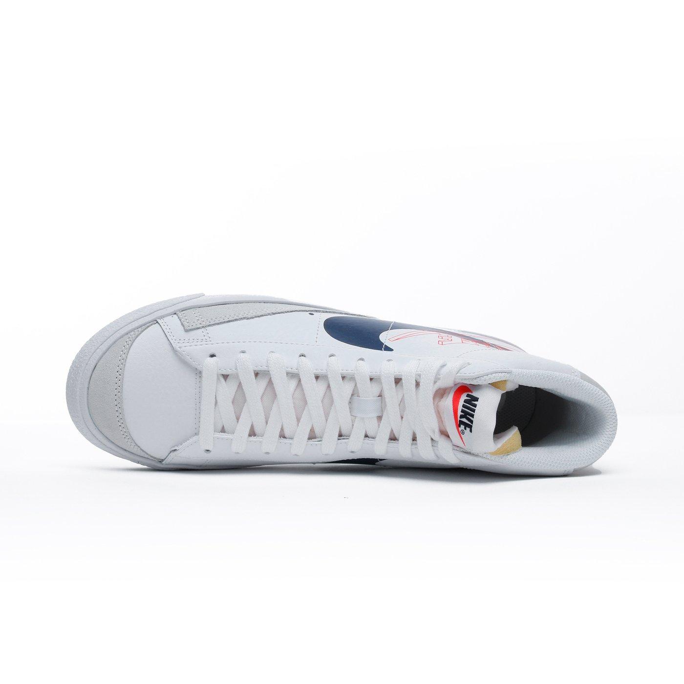 Nike Blazer Mid '77 Erkek Siyah Spor Ayakkabı
