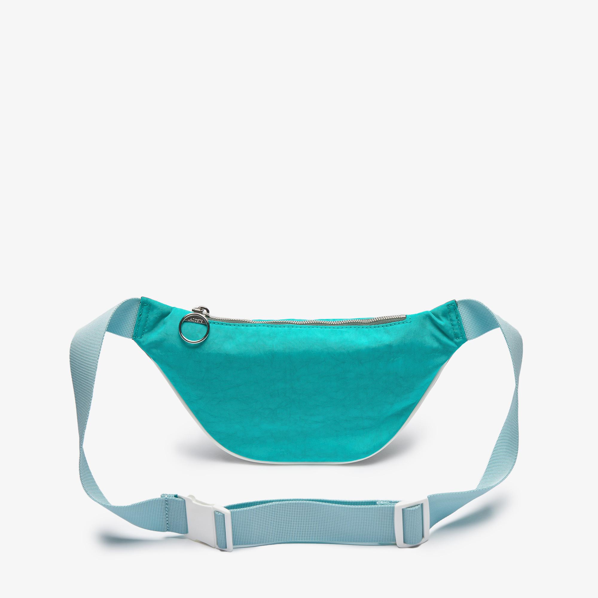 Lacoste Kadın Yeşil Bel Çantası
