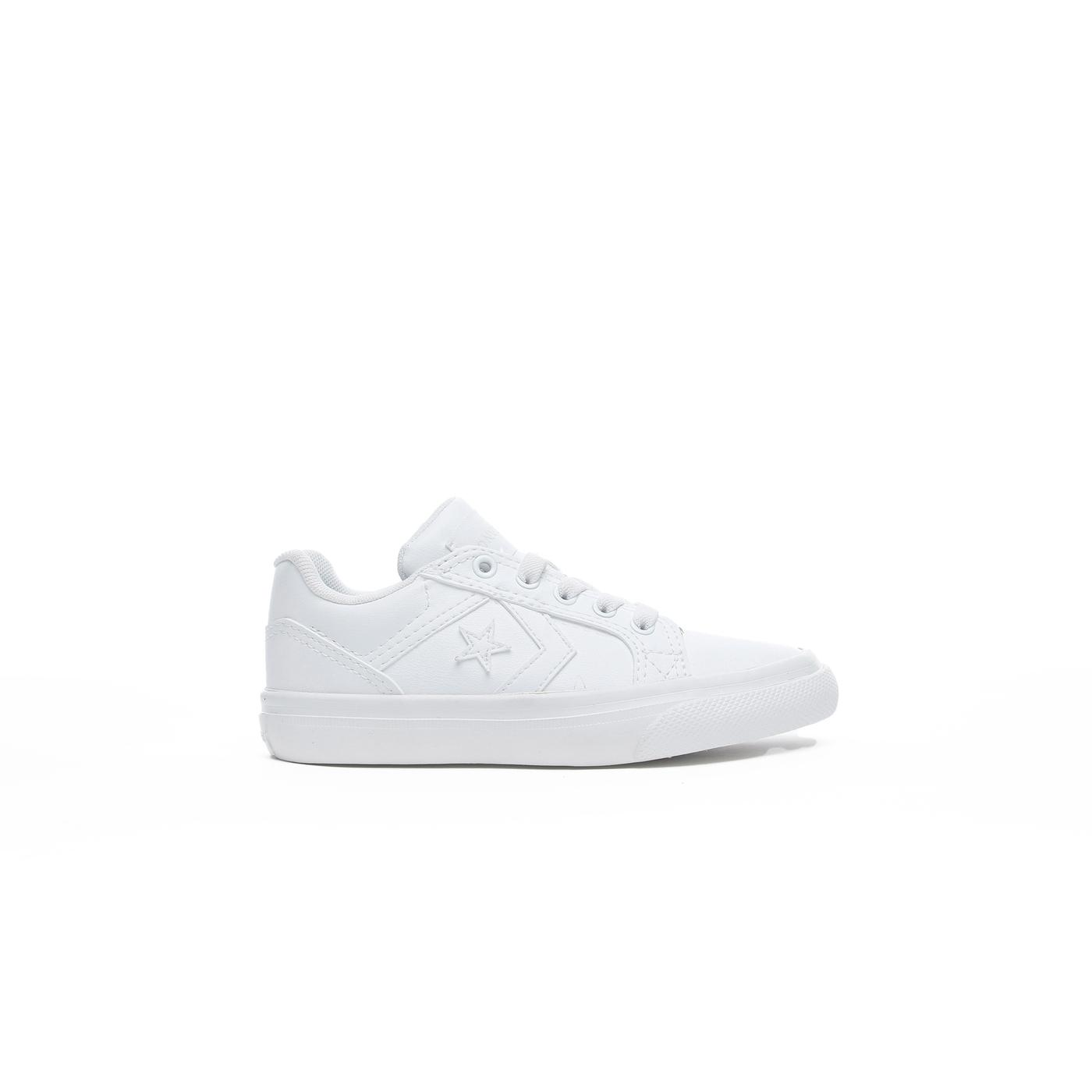 Converse El Distrito 2.0 Ox Çocuk Beyaz Sneaker
