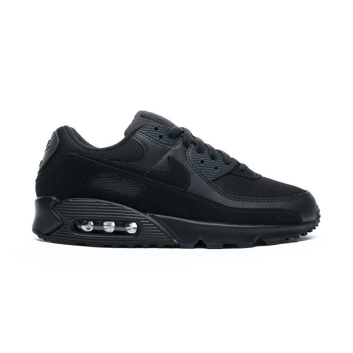 Air Max 90 Erkek Siyah Spor Ayakkabı