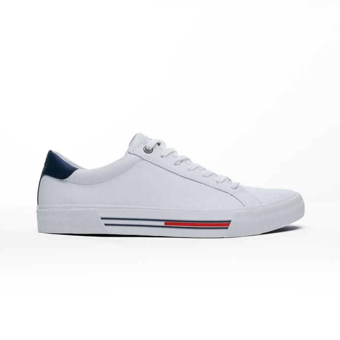 Tommy Hilfiger Essential Erkek Beyaz Spor Ayakkabı