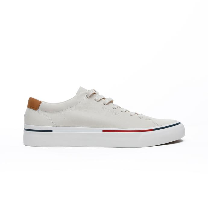 Tommy Hilfiger Corporate Erkek Beyaz Spor Ayakkabı