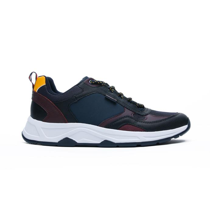 Fashion Mix Erkek Lacivert Spor Ayakkabı