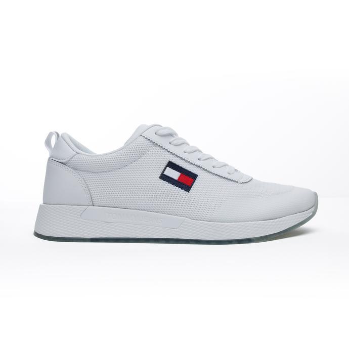 Tommy Jeans Flexi Erkek Beyaz Spor Ayakkabı