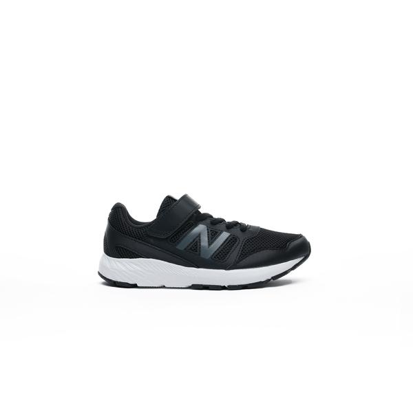 New Balance 570 Çocuk Siyah Spor Ayakkabı