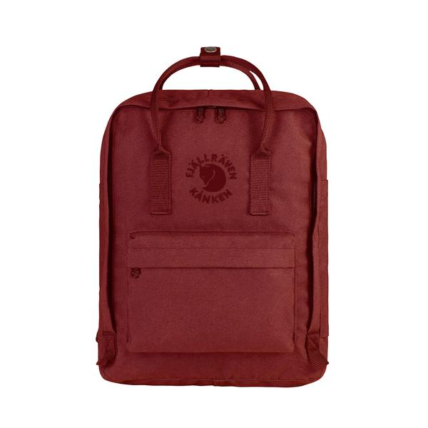 Kanken Re-Kanken Unisex Bordo Sırt Çantası
