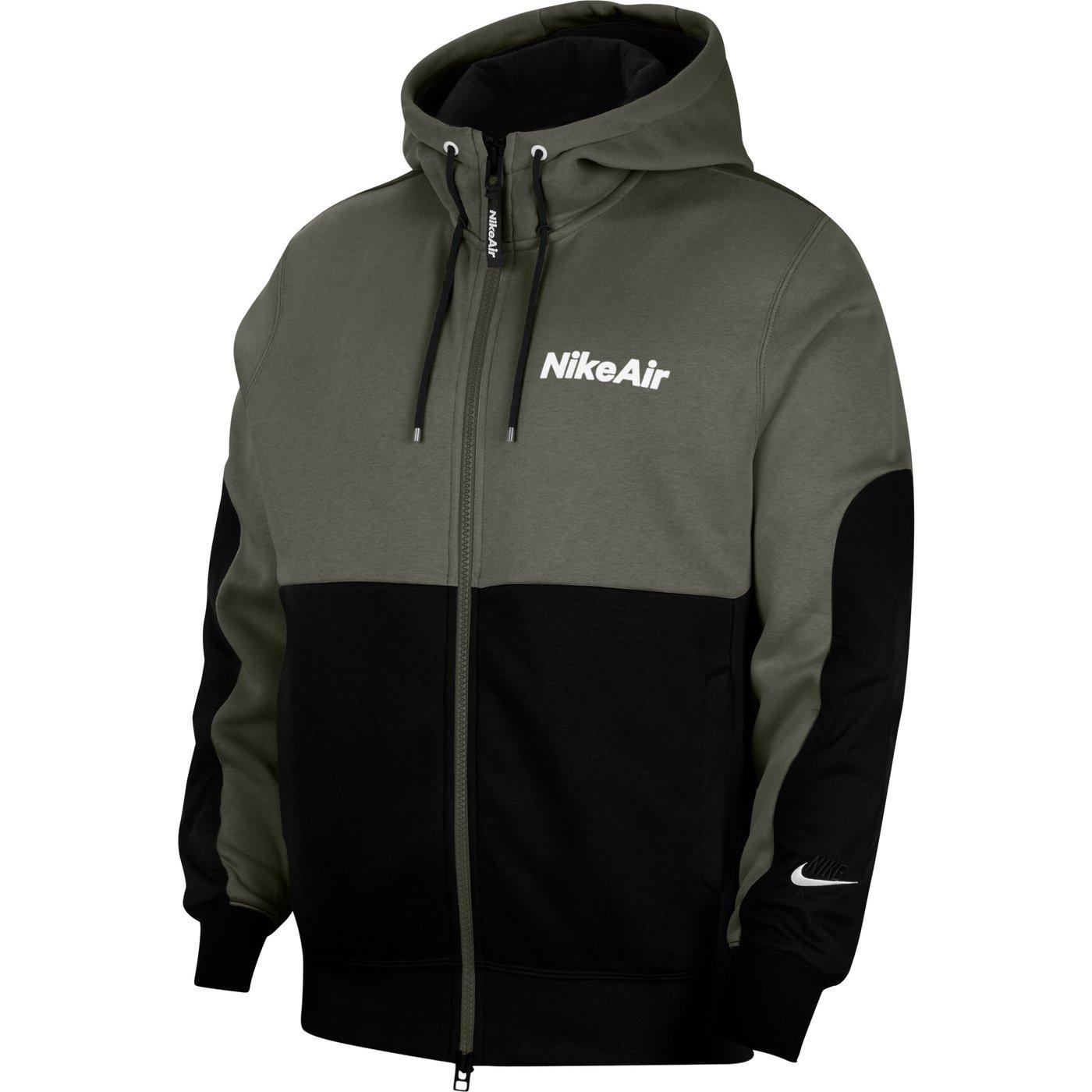 Nike Air Erkek Yeşil Sweatshirt