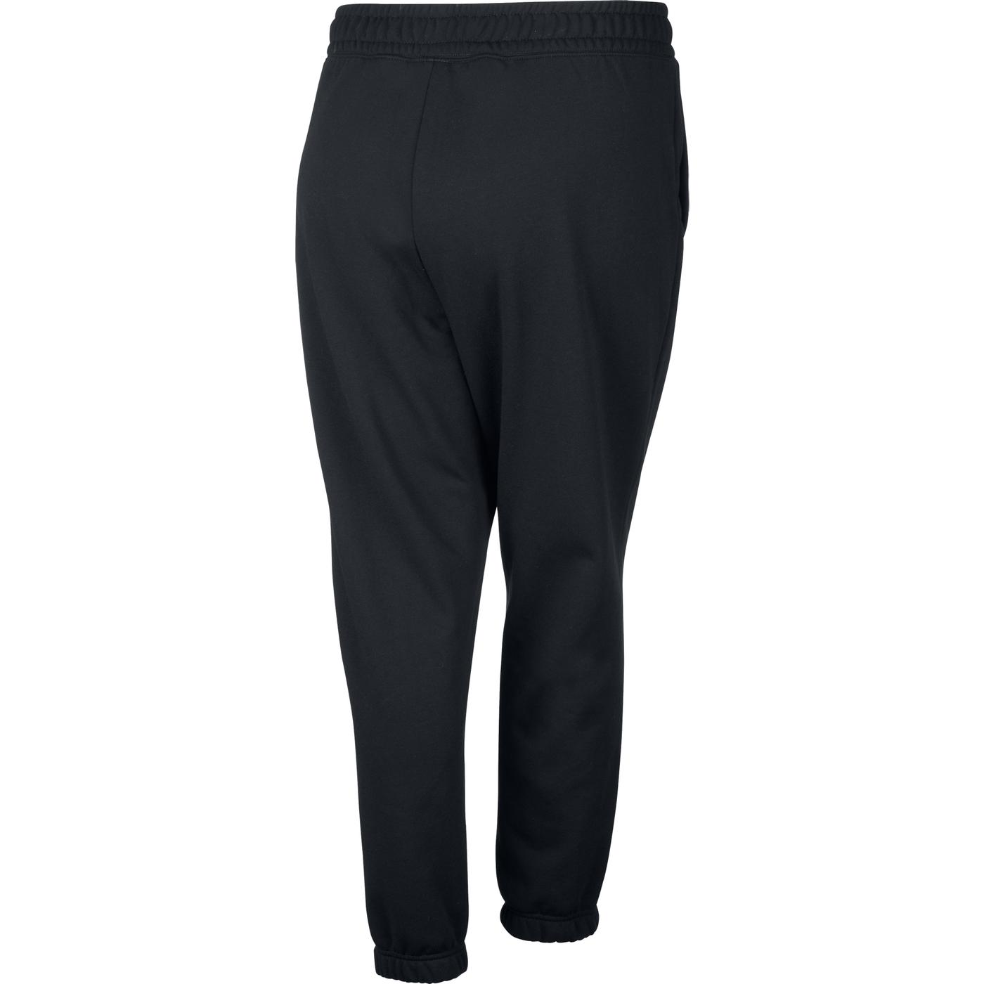 Nike Sportswear Swoosh Kadın Siyah Eşofman Altı